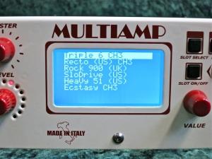 DV Mark Multiamp – CH3