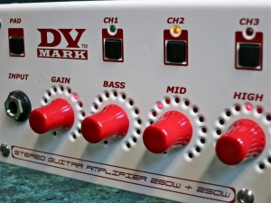 DV Mark Multiamp – DV Mark logo
