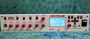 DV Mark Multiamp – front panel