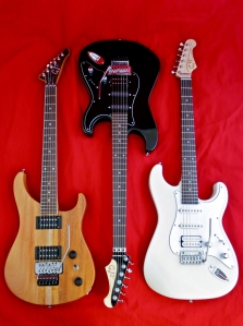 GJ2 Guitars – Arete 4-Star + Glendora NLT + Glendora FR