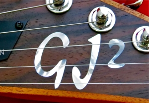GJ2 Guitars – logo