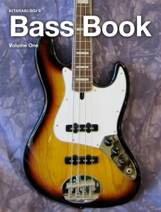 Kitarablogi – Bass Book cover