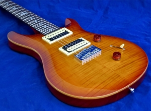 PRS SE Custom 24-7 – body beauty 2