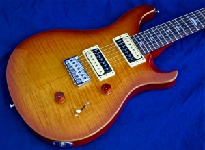 PRS SE Custom 24-7 – body beauty