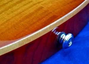 PRS SE Custom 24-7 – fake binding