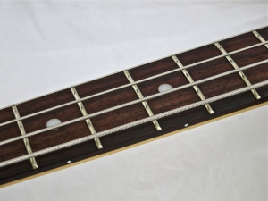 Sterling SUB Ray4 – fingerboard