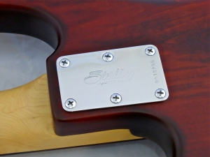 Sterling SUB Ray4 – neck plate