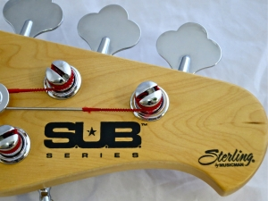 Sterling SUB Ray4 – SUB logo