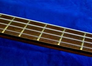 Warwick Corvette Standard Ash – fingerboard