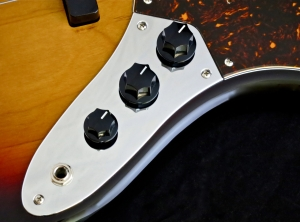 Tokai TJB-55 – controls