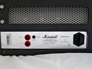 Marshall Offset – back panel