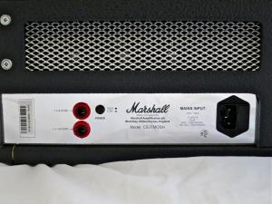 Marshall Offset – back panel
