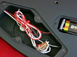 LTD AJ-1 – control cavity