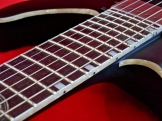LTD AJ-1 – frets and binding