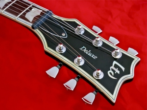 LTD EC-1000ET – headstock