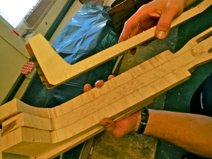 AJL Guitars – 3-pc maple neck blanks