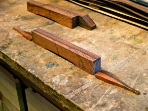 AJL Guitars – bridge blanks
