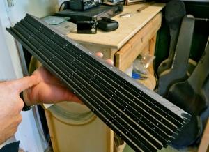 AJL Guitars – different side dots