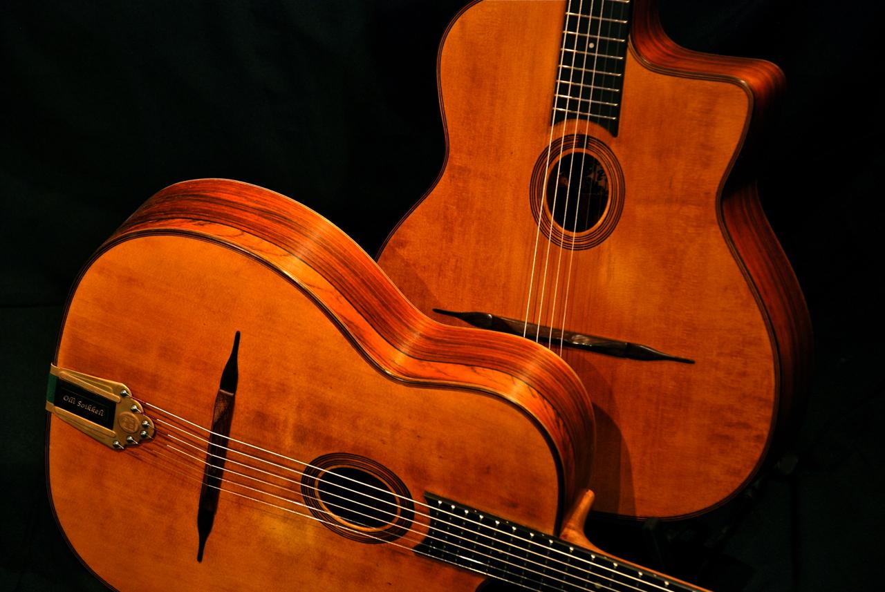 aromahieronta helsinki teräskielinen kitara