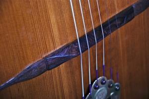 AJL-Guitars – X-O bridge