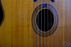 AJL-Guitars – XO-model soundhole