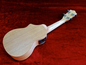 Tanglewood TU-1CE – back beauty 2