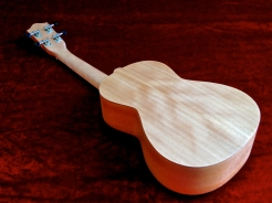 Tanglewood TU-3 – back beauty