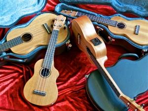 Tanglewood ukuleles – teaser