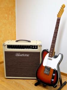 Bluetone Princeton Reverb – opener