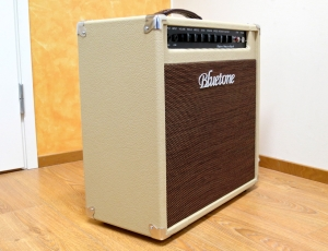 Bluetone Princeton Reverb – side view