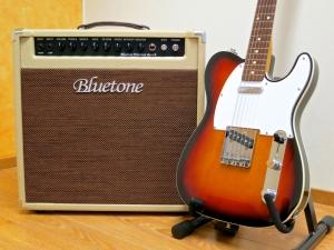 Bluetone Princeton Reverb – Telecaster