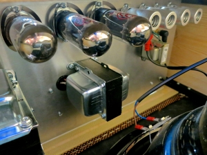Bluetone Princeton Reverb – valves + transformers