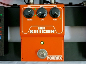Custom Sounds Fillmore '70 – Foxrox Hot Silicon