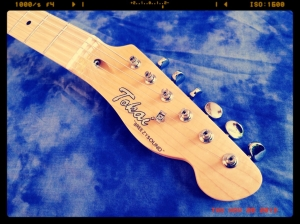Tokai ATE-33N Thinline – groovy natural 3