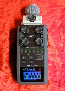 Zoom H6 – MS-module