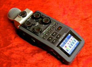 Zoom H6 – perspective 2