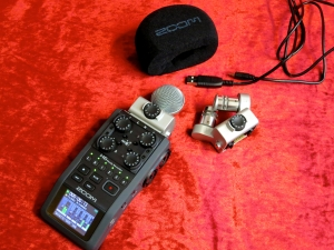 Zoom H6 – the set