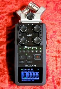 Zoom H6 – XY-module