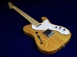 Tokai ATE-33N Thinline – beauty shot 2