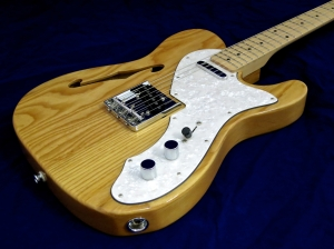 Tokai ATE-33N Thinline – body beauty 1