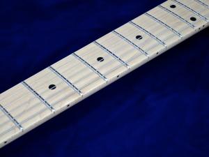 Tokai ATE-33N Thinline – fretboard