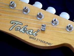 Tokai ATE-33N Thinline – logo