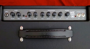 Blackstar HT Metal 5 – control panel
