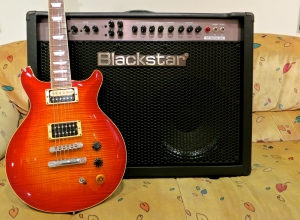 Blackstar HT Metal 60 – opener