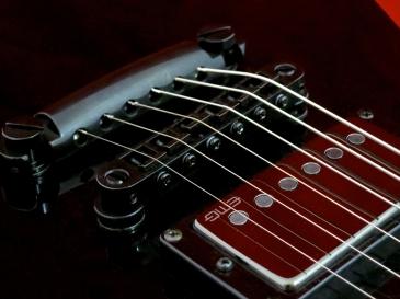 LTD Hetfield Snakebyte – bridge