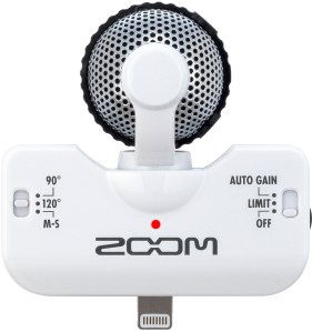 Zoom-IQ5-White