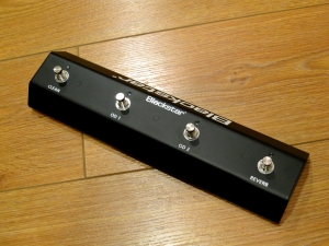 Blackstar HT Metal 60 – footswitch