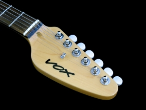 Vox Mark III – headstock