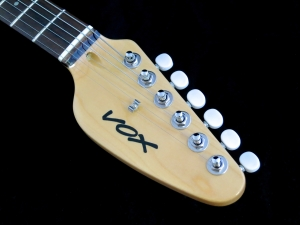 Vox Mark V – headstock