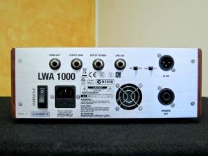 Warwick LWA 1000 – back
